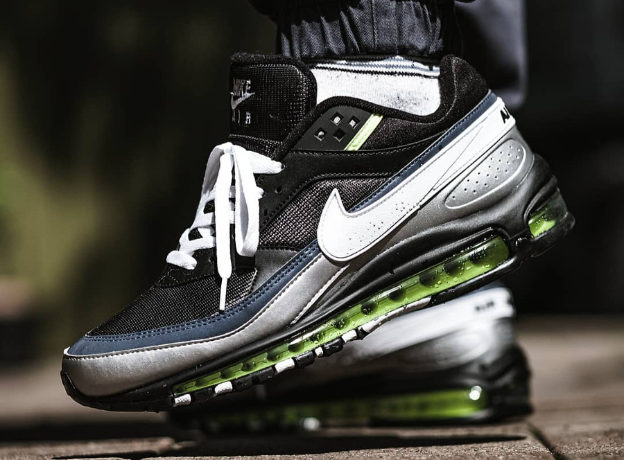 Nike Air Max 97/BW 'Black Neon' (quickstrike)