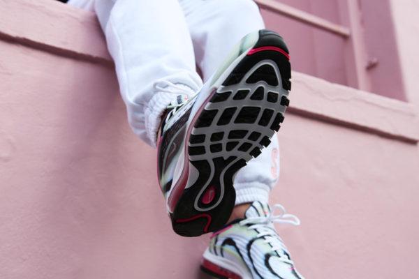 Nike Air Max Deluxe Green Enamel en promo (4)