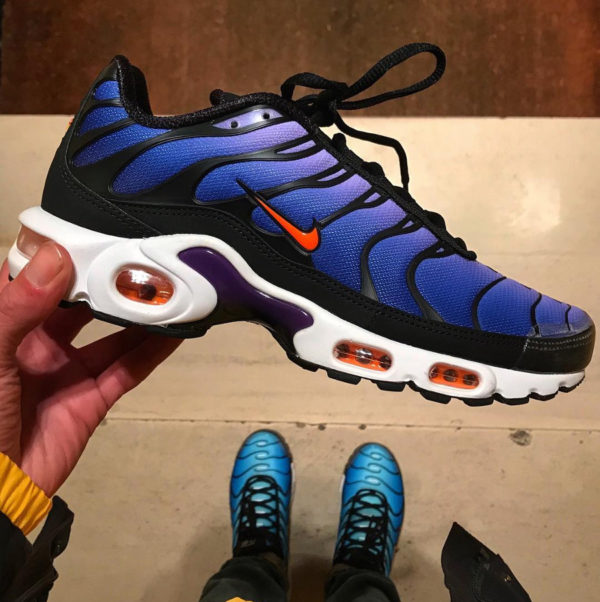 Nike Air Max Plus OG 'Voltage Purple Total Orange' 2018 (1)
