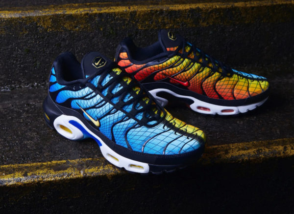 Nike Air Max Plus TN Black Chile Red Tour Yellow Team Orange (1)