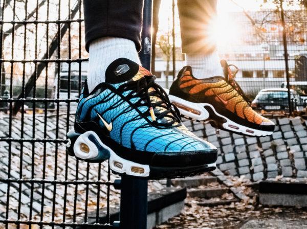 Nike Air Max Plus TN SE Greedy aux pieds (couv)