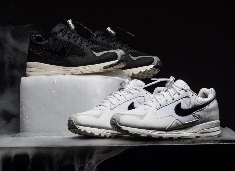 Fear of God x Nike Air Skylon II White & Black