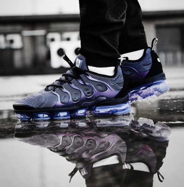 Nike Air Vapormax Plus Requin TN Quad Eggplant Megratron on feet (1)