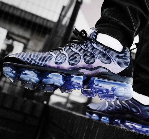Nike Air Vapormax Plus Requin TN Quad Eggplant Megratron on feet (2)