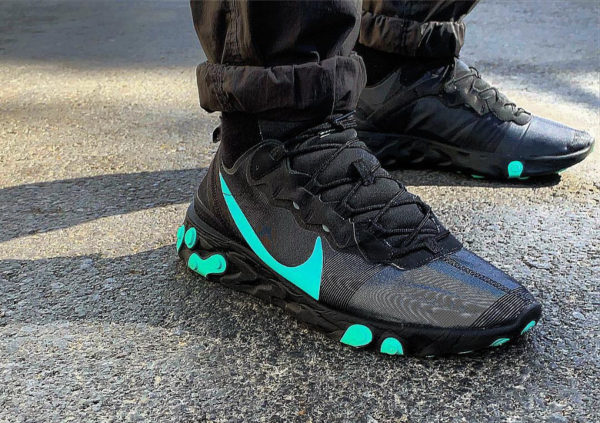 Nike React Element 87 Aurora Green - @makulit63