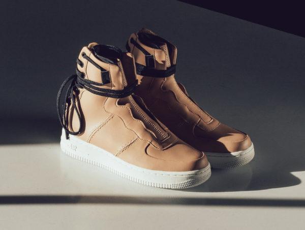 Nike wmns AF1 Rebel XX tan (1)