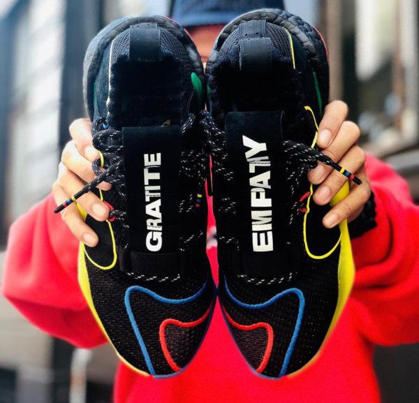 PW x Adidas Crazy BYW LVL X Human Race (1-1)