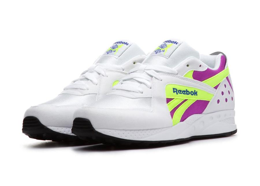 Reebok Pyro OG Violet Neon