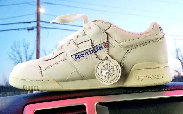 Reebok Workout Plus 1987 TV Vintage blanc cassé (1)