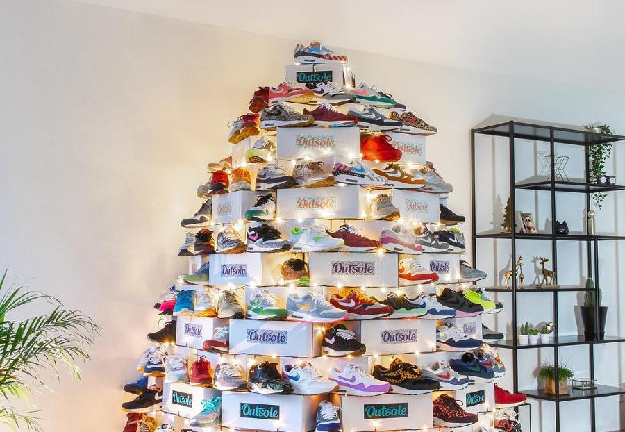 Les sneakers du jour (édition spéciale Noël 2018)