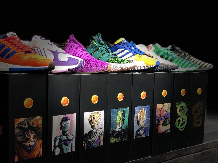 La collection Dragon Ball Z x Adidas : l'heure du verdict a sonné