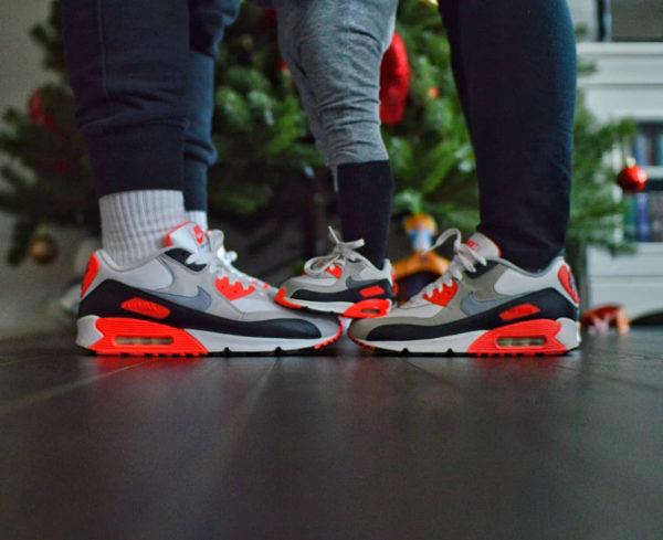 Nike Air Max 90 Infrared - @misterqmart