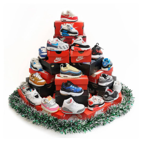 sapin sneakers bébé - @jonnyoparka