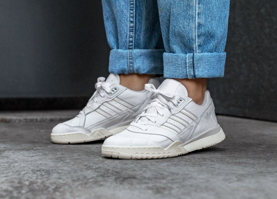 Adidas A.R. Trainer 'FTWR White Raw White Off White' (3)