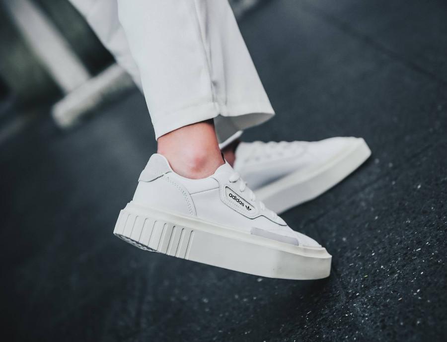 Adidas Hypersleek W Ftwr White (2)