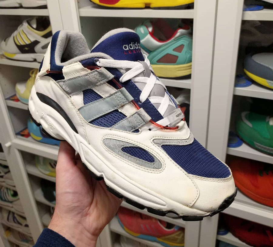 Adidas Lexicon S vintage 1995 - @azzido83