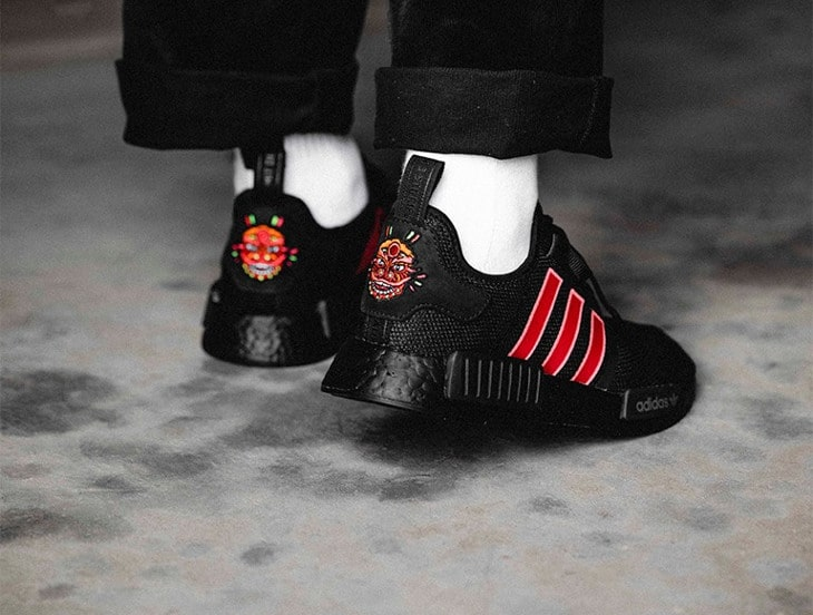 Adidas NMD R1 Chinese New Year 2019