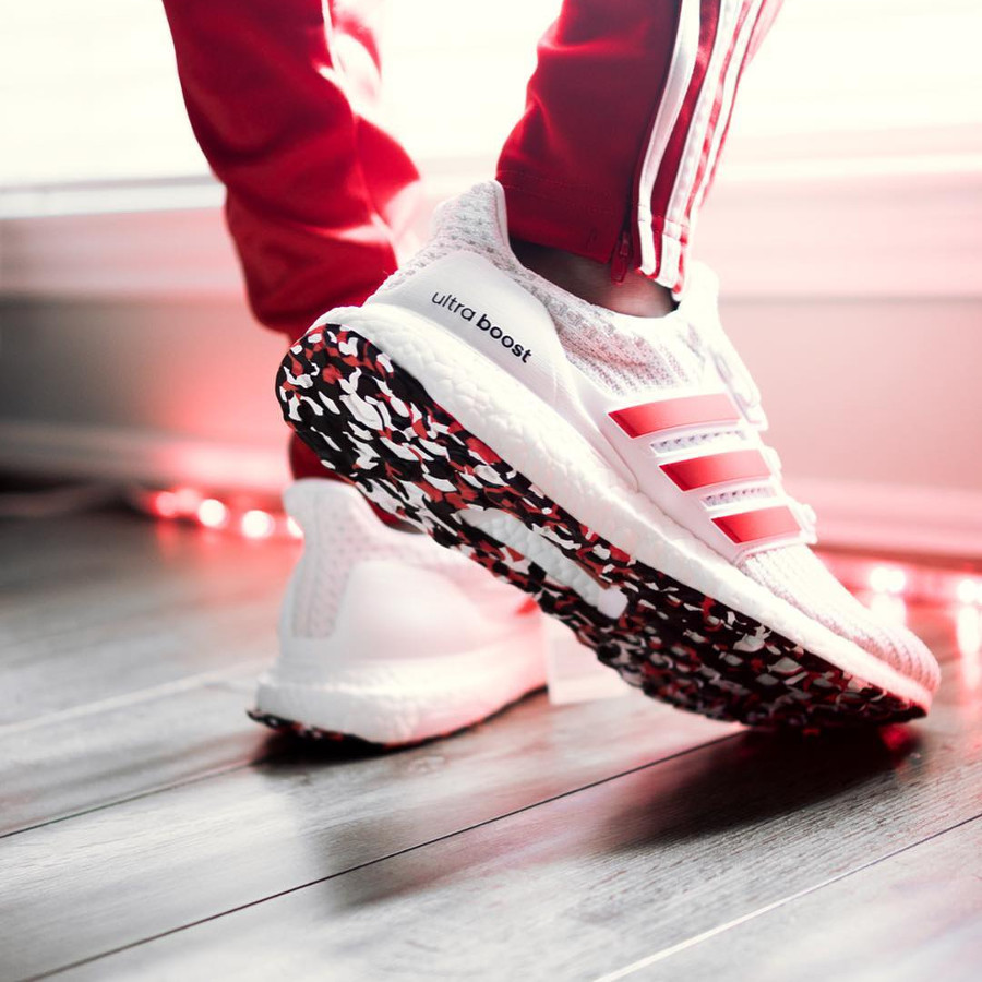 Adidas Ultra Boost 4.0 Active Red 4.0 - @boost_mogul
