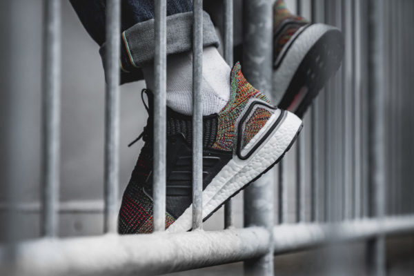 Adidas UltraBoost 2019 Grey Six noire multicolore (1)