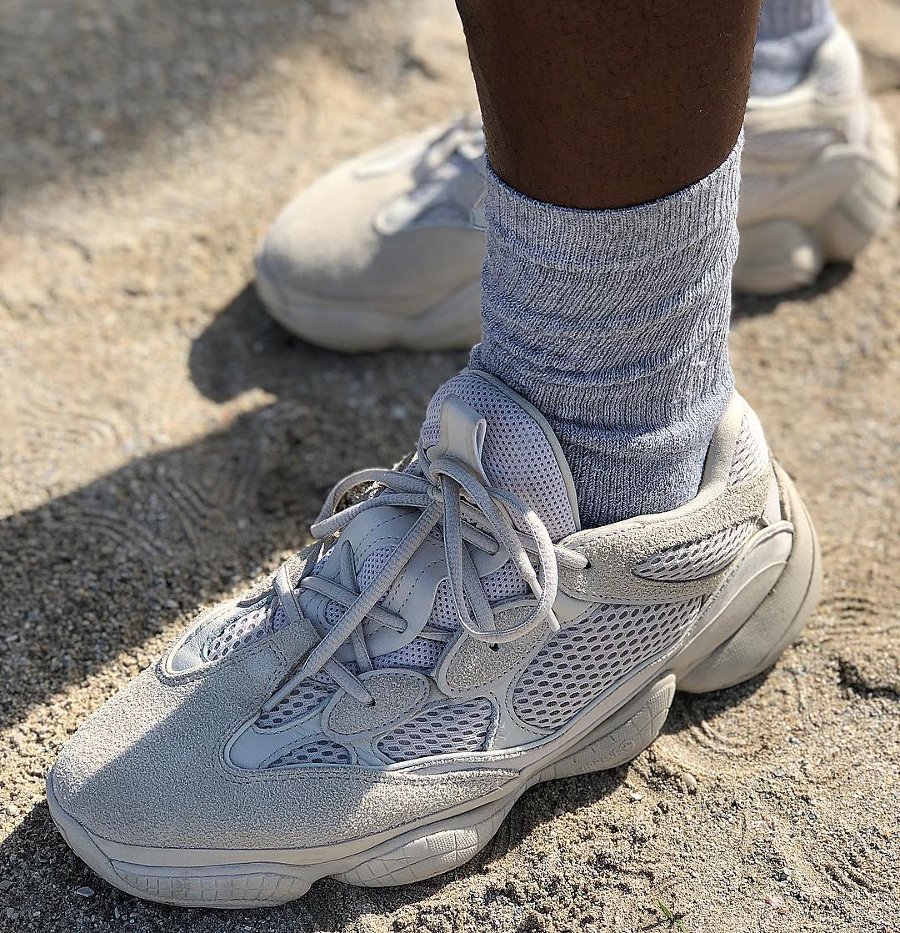 Adidas Yeezy 500 Desert Rat Blush - @scratchwear