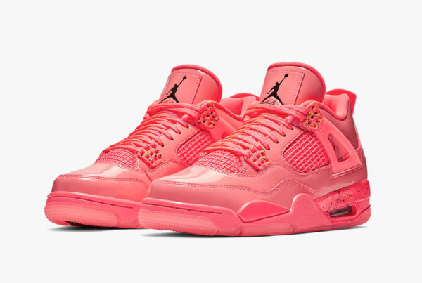 Air-Jordan-4-Womens-Hot-Punch-AQ9128-600-date-de-sortie