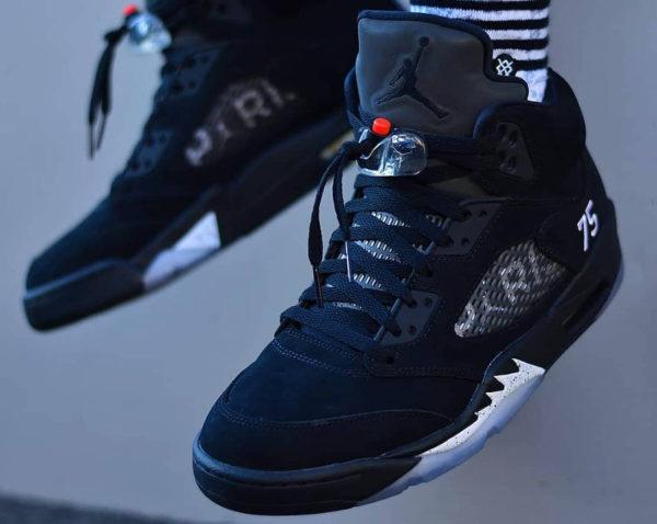 Air Jordan 5 Retro PSG couv - @lil_cz