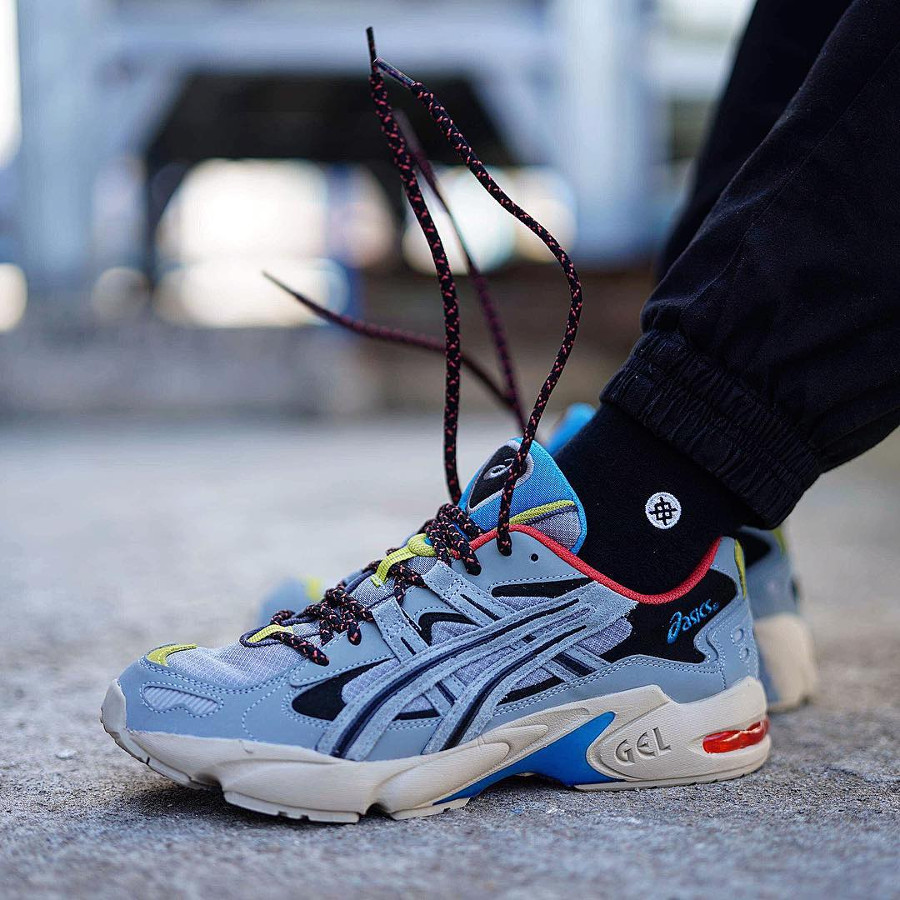 Asics Gel Kayano 5 OG Grise 'Stone Grey' Outdoor