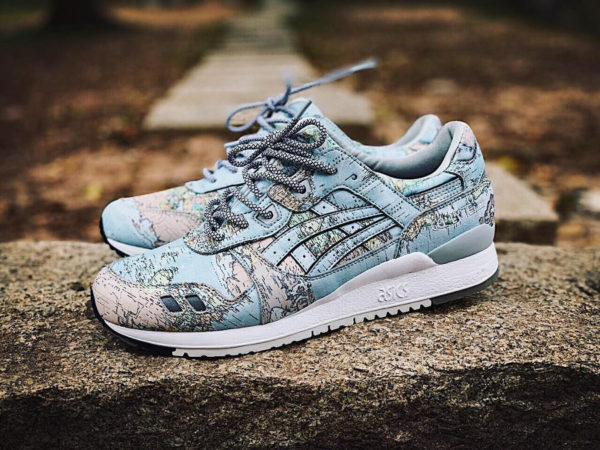 Atmos x Asics Gel Lyte 3 World Map (3)