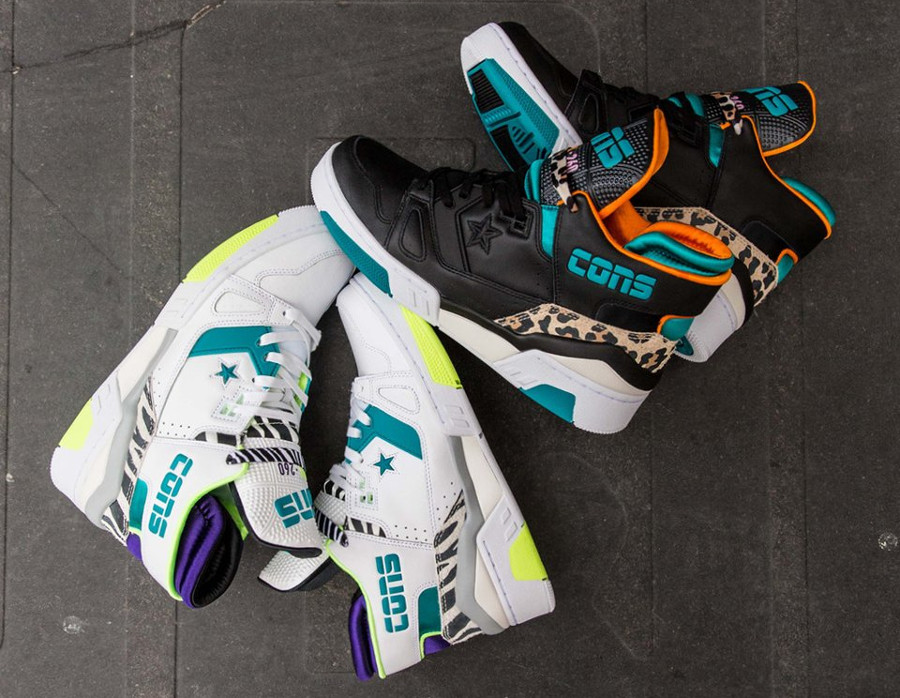 Don C x Converse ERX 260 'Animal Pack'
