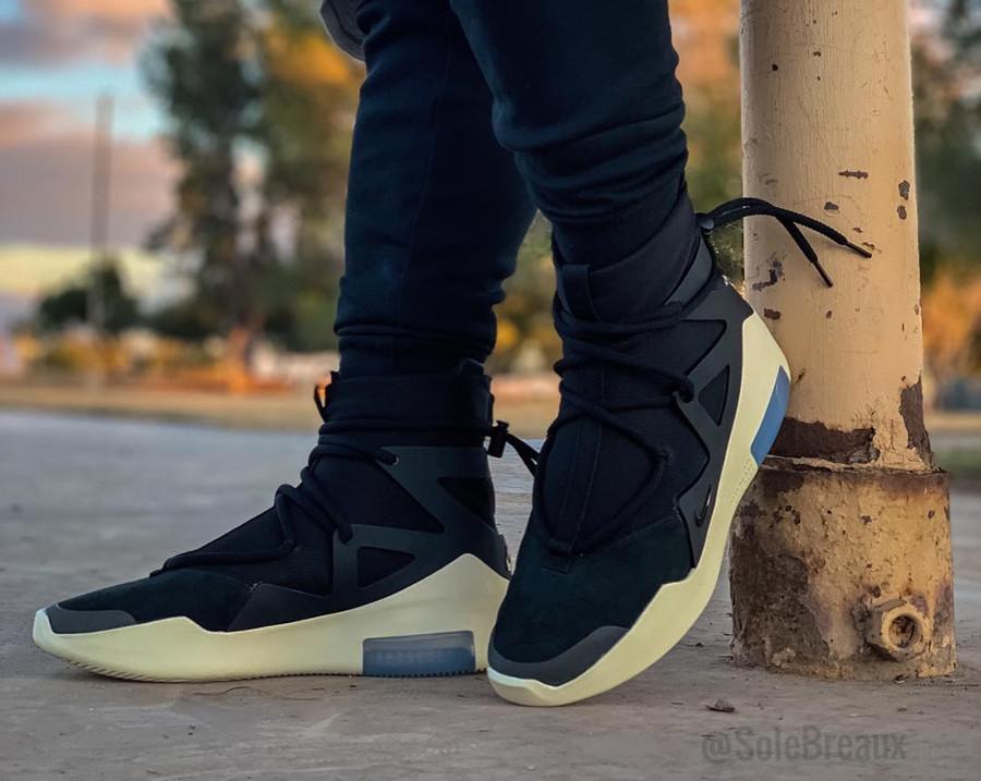 Fear of God x Nike FOG 1 Black