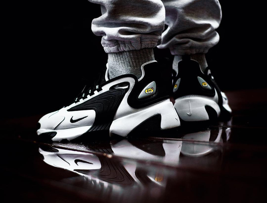 Nike Zoom 2K 'White Black'
