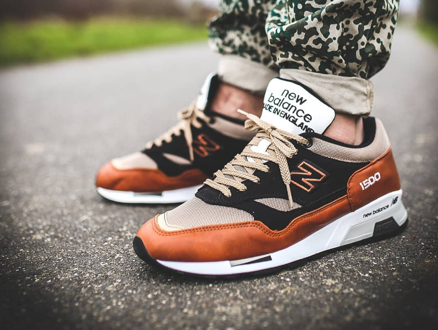 New Balance M 1500 TBT 'Tan' Retro 2019 (made in England)