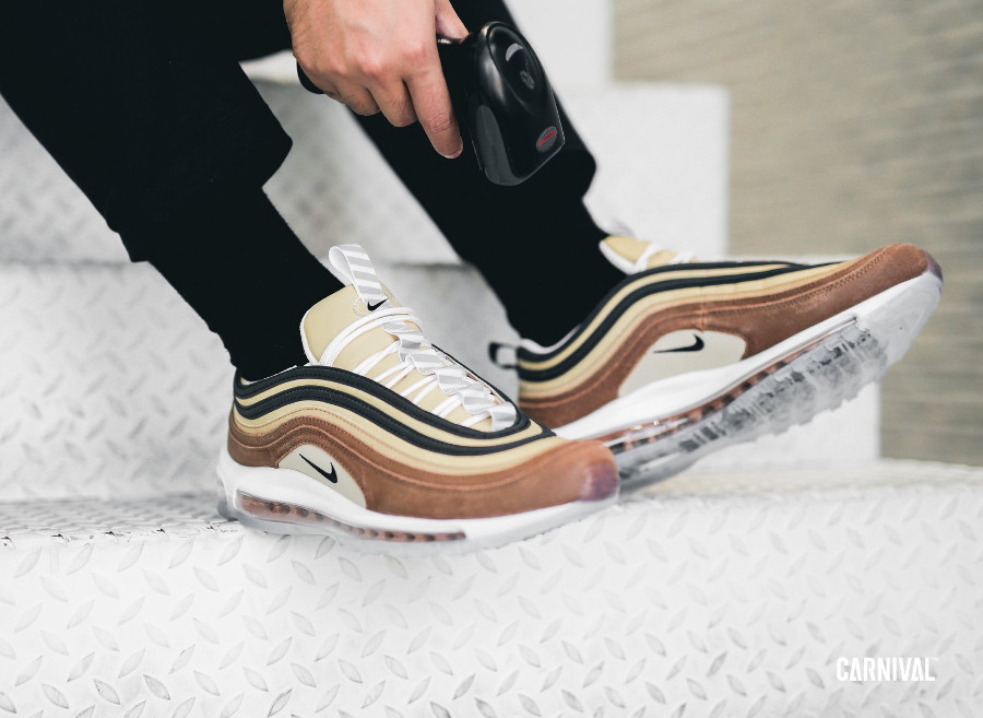 Nike 97 Ale Brown Black Elemental Gold