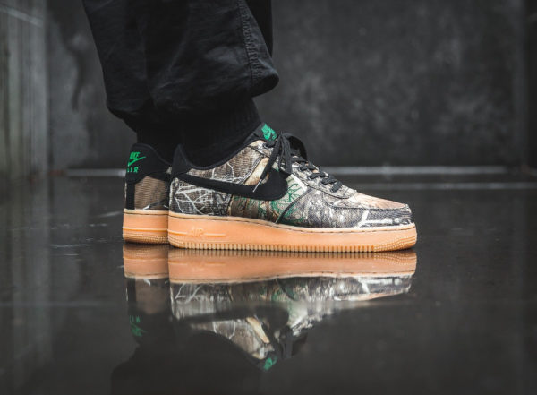 Nike Air Force 1 '07 LV8 3 Low Woodland