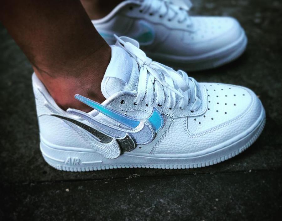Nike Air Force 1-100 Velcro Swoosh - @louesnard