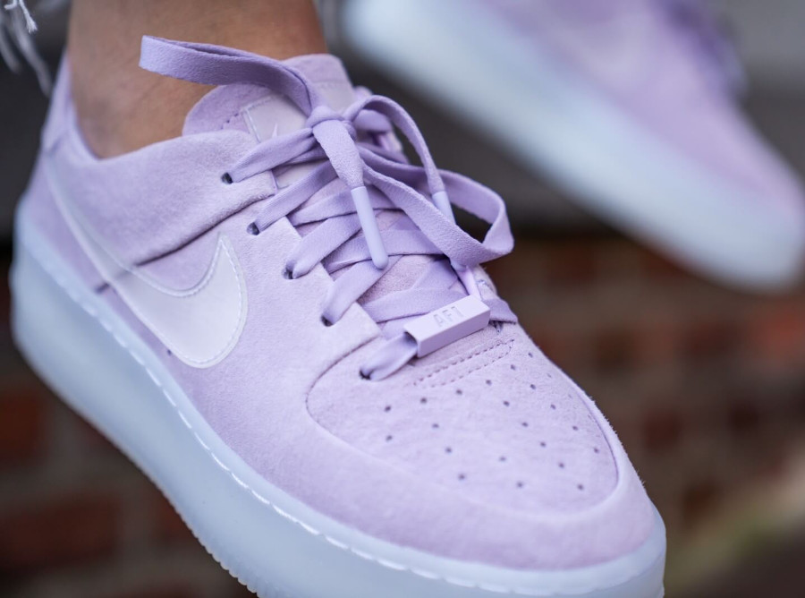 Nike Air Force 1 Sage Low LX Violet Mist (4)