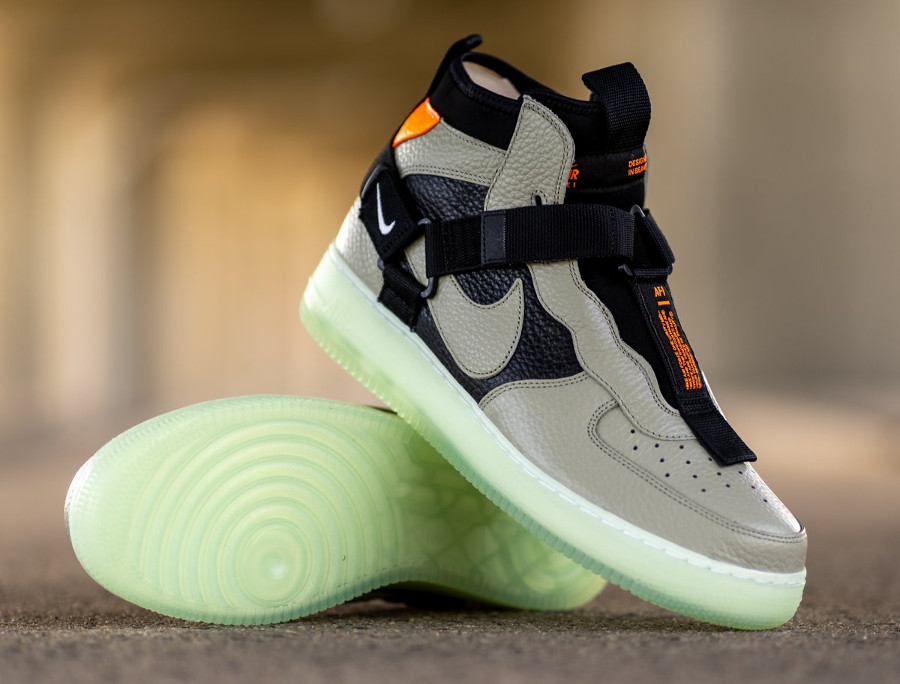 Nike Air Force 1 Utility Mid Spruce Fog (1)