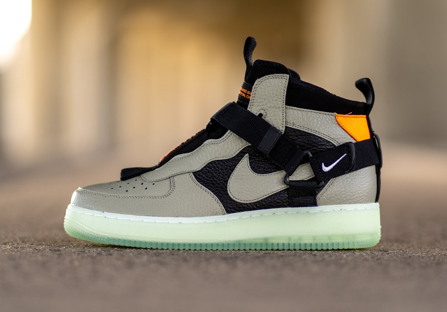 Nike Air Force 1 Utility Mid Spruce Fog (2)