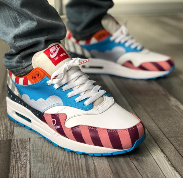 Nike Air Max 1 Parra Friends & Family - @zneekes