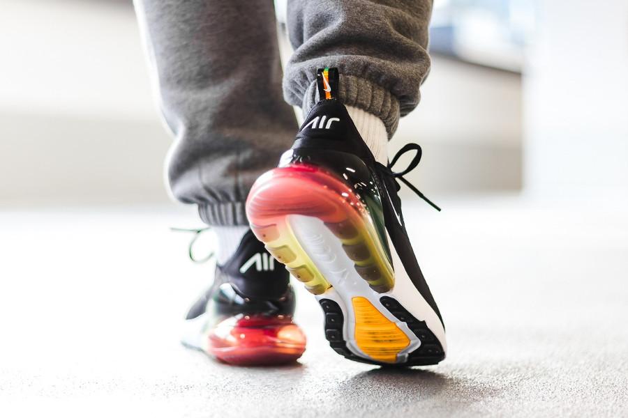 Nike Air Max 270 SE 'Black Laser Orange' (2)