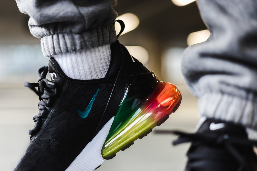 Nike Air Max 270 SE 'Black Laser Orange' (4)