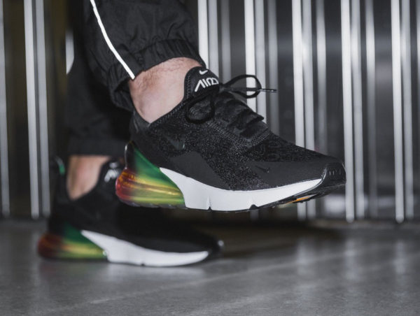 Nike Air Max 270 SE 'Black Laser Orange' (5)