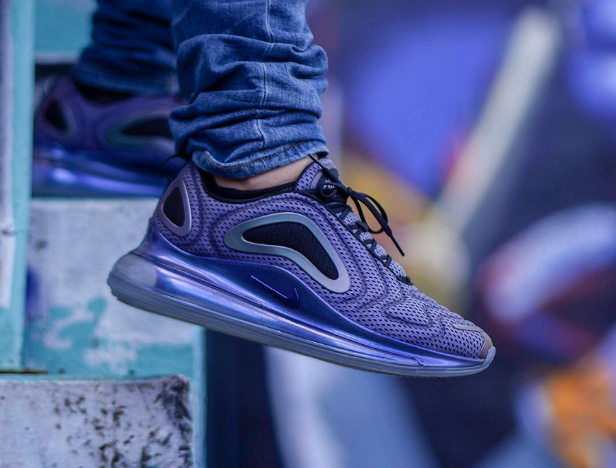 Avis : la Nike Air Max 720 Northern Lights Night homme