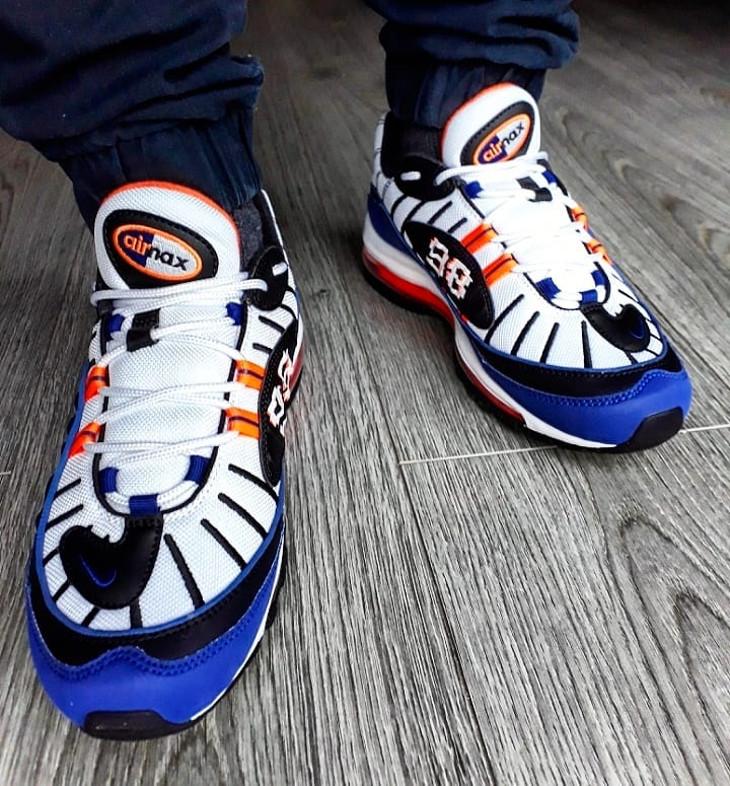 Nike Air Max 98 Knicks - @xi_larchiviste