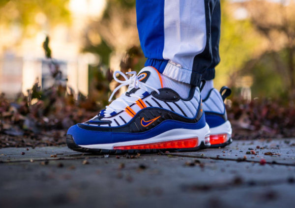 Nike Air Max 98 'Passé' Knicks CD1536-100