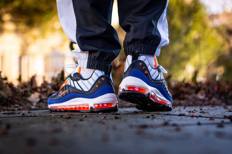 Nike Air Max 98 'Pixel' Royal Blue (3)