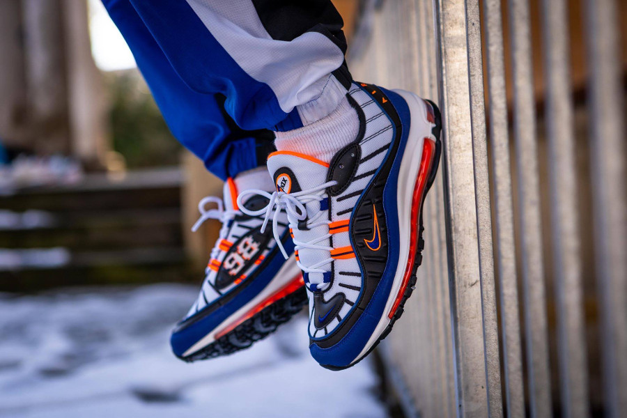 Nike Air Max 98 'Pixel' Royal Blue (4)