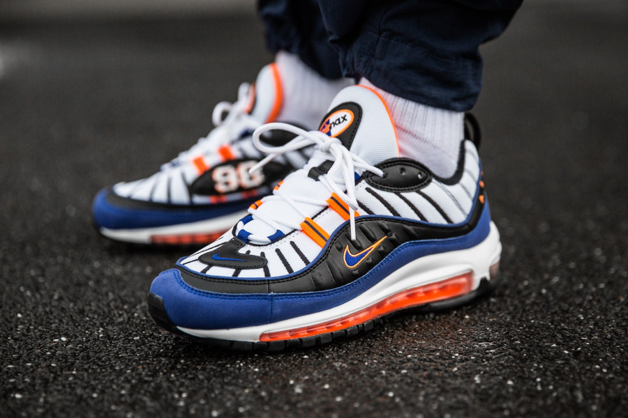 Nike Air Max 98 'Pixel' Royal Blue (7)