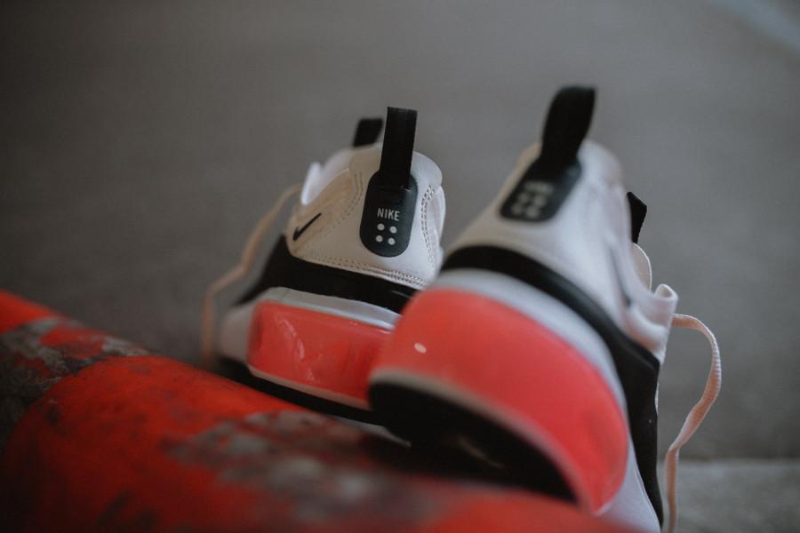 Nike Air Max Dia SE 'Pale Ivory Bright Crimson Black