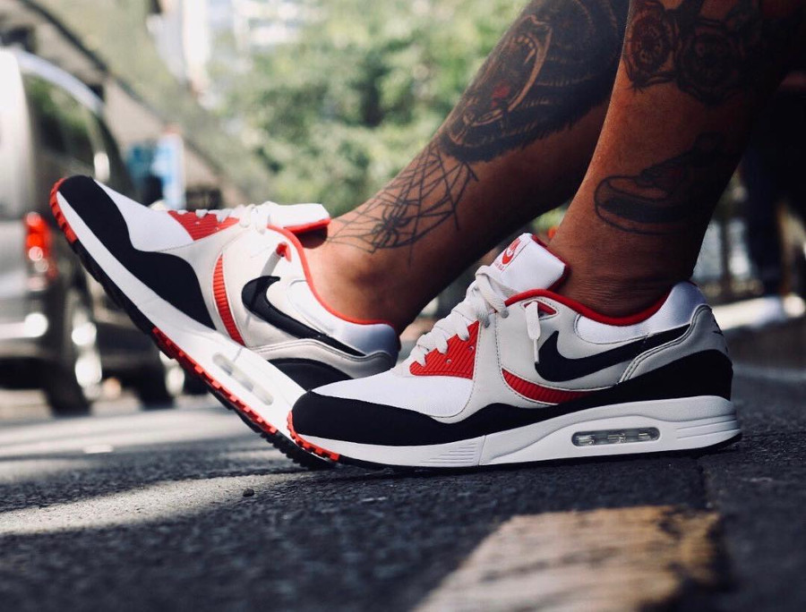 Nike Air Max Light OG 'University Red' Retro 2019